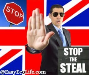 Stop the steal.